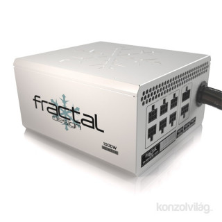 Fractal Design 1000W Newton R3 Modular White 1000W tápegység PC