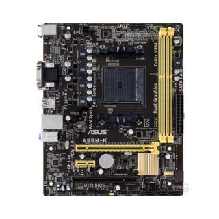 ASUS A58M-K AMD A58 FCH Socket FM2 mATX alaplap