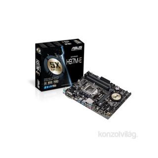 ASUS H97M-E Intel H97 LGA1150 mATX alaplap