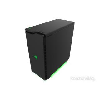 NZXT H440 Mid Tower Special Edition Fekete (Táp nélküli) ATX ház PC