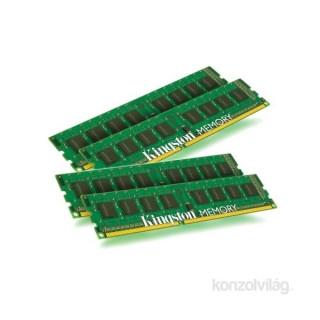 Kingston-HP/Compaq 32GB/1333MHz DDR-3  (Kit 4db 8GB) ECC  (KTH-PL313EK4/32G) szerver memória