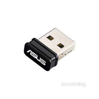 Asus USB-N10 Nano 150 Mbps USB hálózati Wi-Fi adapter PC