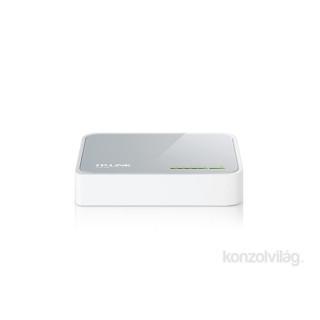 TP-Link TL-SF1005D 5port 10/100Mbps LAN nem menedzselhető asztali Switch PC