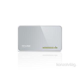 TP-Link TL-SF1008D 8port 10/100Mbps LAN nem menedzselhető asztali Switch