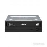 Samsung SATA 24x SH-224FB/BEBE OEM fekete DVD író PC