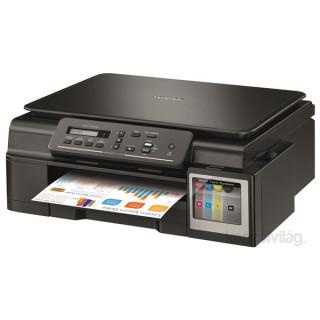 Brother DCPT500WYJ1 wireless színes tintasugaras multifunkciós nyomtató PC