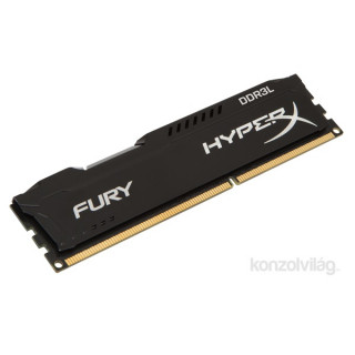 Kingston 4GB/1866MHz DDR-3 HyperX FURY fekete LoVo (HX318LC11FB/4) memória