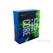 Intel Core i5 3,50GHz LGA1151 6MB (i5-6600K) box processzor PC