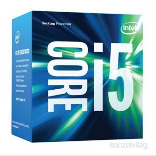 Intel Core i5 3,30GHz LGA1151 6MB (i5-6600) box processzor PC
