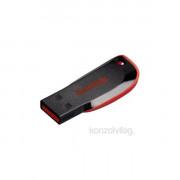 Sandisk 64GB USB2.0 Cruzer Blade Fekete-Piros (114925) Flash Drive PC