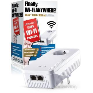 devolo D 9389 dLAN 1200+ WiFi AC Powerline LAN adapter