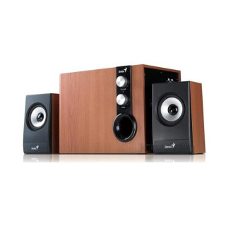 Genius SW-HF1205 2.1 jack 32W fa fekete hangszóró