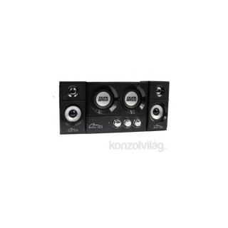 Media-Tech Soundrave 2.2 Dualbass 25W RMS hangfalszett PC