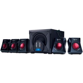 Genius RS,SW-G5.1 3500 fekete hangszóró