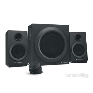 Logitech Z333 jack 2.1 40W fekete hangszóró PC