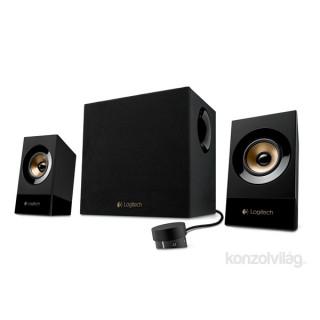 Logitech Z533 jack 2.1 60W fekete hangszóró PC