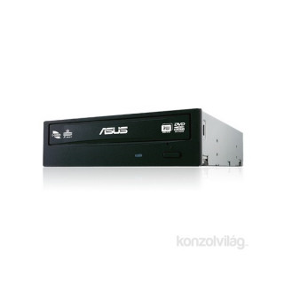 ASUS DRW-24F1MT/BLK/G/AS dobozos fekete DVD író PC