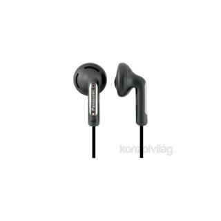 Panasonic RP-HV154E-K 3.5mm jack fekete fülhallgató PC