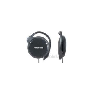 Panasonic RP-HS46E-K 3.5mm jack fekete clip on fülhallgató