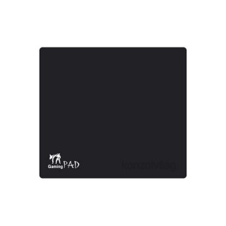 Gembird MP-GAME-M fekete gamer egérpad PC