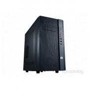 Cooler Master N200 táp nélküli fekete microATX ház PC