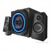 Trust GXT 628 2.1 Illuminated Speaker Set Limited Edition jack 60W fa gamer hangszóró PC