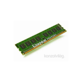 Kingston 4GB/1600MHz DDR-3 1Rx8 (KVR16N11S8/4) memória