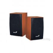 Genius SP-HF160 fa mintázatú hangszóró PC