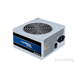 Chieftec-iARENA GPB-450S 85+ 450W PFC 12 cm ventillátorral  OEM tápegység PC