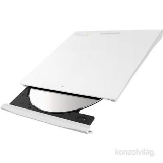 Samsung USB 8x SE-208GB/RSWDE dobozos fehér DVD író PC