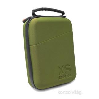 XSories Capxule Small zöld univerzális védőtáska kamera plusz tartozékokhoz PC