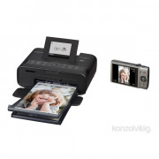 Canon SELPHY CP1200 Fekete hőszublimációs fotónyomtató PC