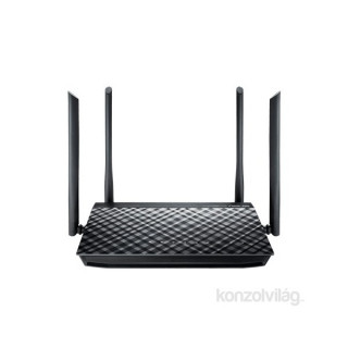 Asus RT-AC1200G+ AC1200 Mbps Dual-band USB 2.0 gigabit 4 antennás Wi-Fi router PC