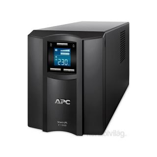 APC Smart-UPS C 1500VA LCD szünetmentes tápegység PC