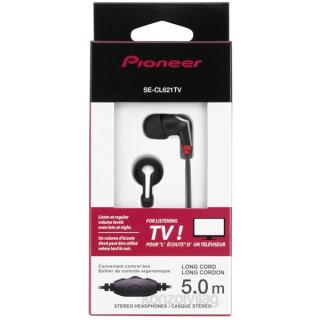 Pioneer SE-CL621 TV fekete TV fülhallgató