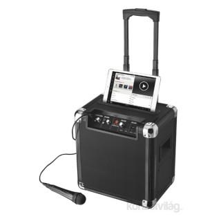 Trust Urban Fiesta Plus vezeték nélküli Bluetooth fekete hangszóró