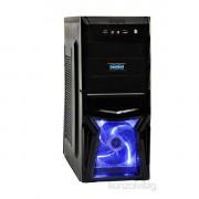 Danubius C3087 Fekete (Táp nélküli) ATX ház PC