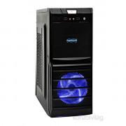 Danubius C3096 Fekete (Táp nélküli) ATX ház PC