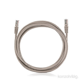 KE-Line Cat5E Giga UTP Patch Kábel 10m PC
