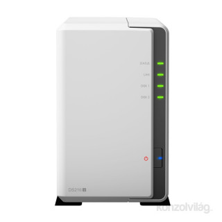 Synology DiskStation DS216j 2x SSD/HDD NAS PC