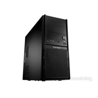 Cooler Master Elite 342 táp nélküli fekete microATX ház PC