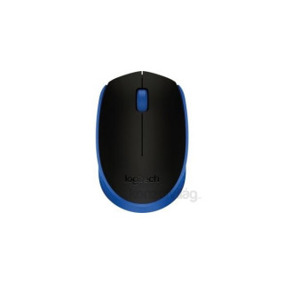 Logitech M171 wless kék notebook egér