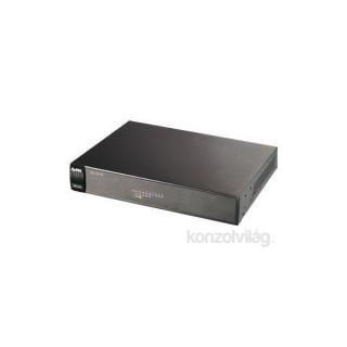 ZyXEL ES1100-8P 8port 10/100Mbps LAN nem menedzselhető asztali PoE Switch