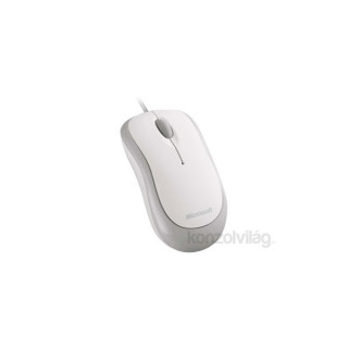 Microsoft Basic Optical Mouse Dobozos USB Fehér desktop egér PC