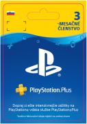 ESD SK - PlayStation Plus členstvo na 3 mesiace (PS Plus) - SK (Kód na stiahnutie) PS4