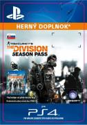 ESD SK PS4 - Tom Clancy's The Division - Season Pass (Kód na stiahnutie) PS4
