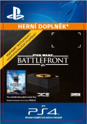 ESD SK PS4 - STAR WARS Battlefront Ultimate Upgrade Pack (Kód na stiahnutie) PS4