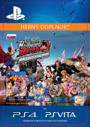 ESD SK PS4 -One Piece Burning Blood - WANTED PACK (Kód na stiahnutie) PS4