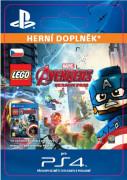 ESD SK PS4 - LEGO® Marvel's Avengers Season Pass (Kód na stiahnutie) PS4