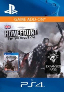 ESD SK PS4 - Homefront®: The Revolution Expansion Pass (Kód na stiahnutie) PS4